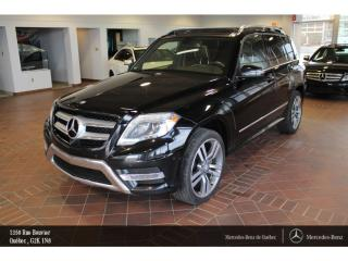 Used 2015 Mercedes-Benz GLK-Class Glk250bt Awd, Toit for sale in Quebec, QC