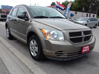 Used 2007 Dodge Caliber EXTRA CLEAN / LOW KM 125,000 for sale in Scarborough, ON