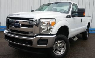 Used 2016 Ford F-250 XL Long Box 4x4 for sale in Kitchener, ON