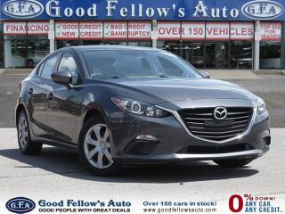 Used 2015 Mazda MAZDA3 Special Price Offer For GX MODEL, SKYACTIVE for sale in Toronto, ON