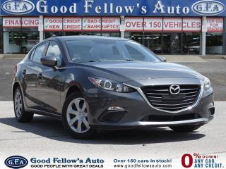 Used 2015 Mazda MAZDA3 Special Price Offer For GX MODEL, SKYACTIVE for sale in North York, ON