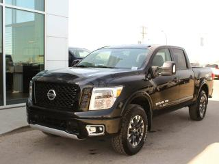 New 2018 Nissan Titan XD PRO-4X 4x4 Crew Cab 151.6 in. WB for sale in Edmonton, AB