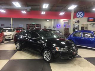 Used 2013 Volkswagen Jetta 2.0 TDI HIGHLINE AUT0 LEATHER SUNROOF 154K for sale in North York, ON