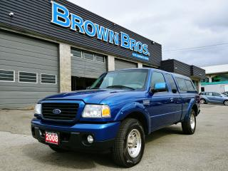 Used 2008 Ford Ranger Sport, Local, super Cab, PWR GRP for sale in Surrey, BC