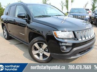 Used 2014 Jeep Compass NORTH/LEATHER/HEATEDSEATS for sale in Edmonton, AB