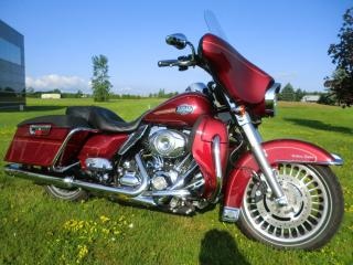 Used 2010 Harley-Davidson ULTRA CLASSIC FLHTCUI ELECTRA GLIDE ULTRA CLASSIC for sale in Blenheim, ON