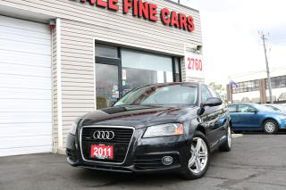 Used 2011 Audi A3 2.0T Premium S Line, Panoramic, Leather for sale in Toronto, ON