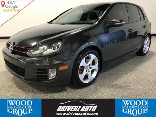 Used 2011 Volkswagen Golf GTI 5-Door SUNROOF, DSG AUTO, HEATED SEATS for sale in Calgary, AB