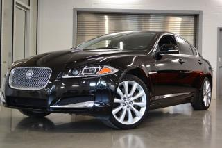 Used 2013 Jaguar XF AWD for sale in Laval, QC