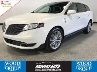 Used 2013 Lincoln MKT EcoBoost 6 PASSENGER, AWD, ECOBOOST ENGINE for sale in Calgary, AB