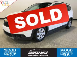 Used 2012 Chevrolet Orlando 1LT 7 PASSENGER, BLUETOOTH, REMOTE START for sale in Calgary, AB