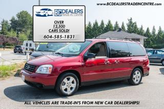 Used 2005 Ford Freestar Sport, Low 166k, Rear AC, Quad Captain's Chairs! for sale in Surrey, BC