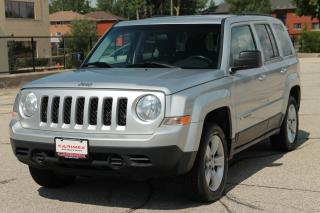 Used 2011 Jeep Patriot Sport/North 4WD | CERTIFIED for sale in Waterloo, ON