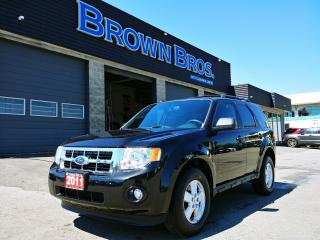 Used 2011 Ford Escape XLT, LOCAL, BLUETOOTH, REMOTE ENTRY for sale in Surrey, BC