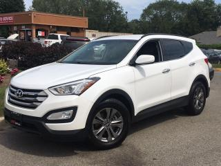 Used 2016 Hyundai Santa Fe SPORT LUXURY-AWD-LOADED-NO ACCIDENTS for sale in Mississauga, ON