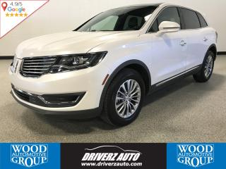 Used 2017 Lincoln MKX Select AWD, LEATHER, REMOTE START for sale in Calgary, AB