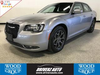 Used 2018 Chrysler 300 AWD, S EDITION, LOADED for sale in Calgary, AB
