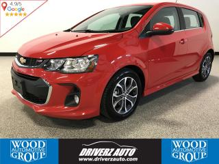 Used 2017 Chevrolet Sonic LT Auto SPORT RS PACKAGE WITH TURBO ENGINE AND LOTS MORE for sale in Calgary, AB