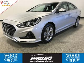 Used 2018 Hyundai Sonata GLS LEATHER,ANDROID AUTO, BLIND SPOT MONITORING for sale in Calgary, AB