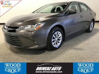 Used 2017 Toyota Camry LE BLUETOOTH, USB, REARVIEW CAMERA for sale in Calgary, AB