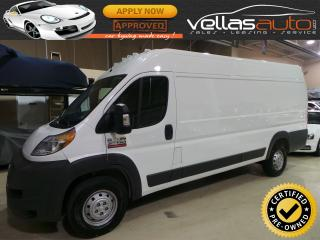 Used 2017 RAM 3500 ProMaster HIGHROOF| 159WB EXT| 3PASSENGER for sale in Woodbridge, ON