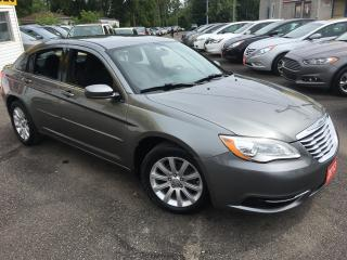 Used 2013 Chrysler 200 LX/ AUTO/ POWER GROUP/ ALLOYS/ LIKE NEW! for sale in Scarborough, ON