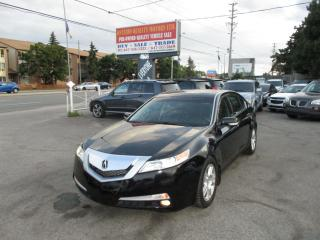Used 2011 Acura TL leather ,sunroof,luxury !! for sale in Toronto, ON
