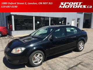 Used 2007 Pontiac G5 SE w/1SA! Cruise Control! Power Options! A/C Cold! for sale in London, ON