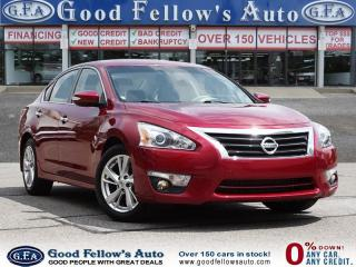 Used 2014 Nissan Altima SL MODEL, LEATHER SEATS, SUN ROOF, REARVIEW CAMERA for sale in North York, ON