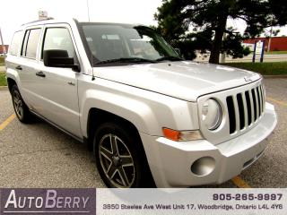 Used 2009 Jeep Patriot North Edition - 2.4L - FWD for sale in Woodbridge, ON