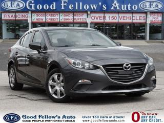 Used 2014 Mazda MAZDA3 GX MODEL, SKYACTIVE for sale in Toronto, ON
