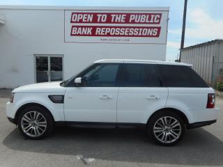 Used 2012 Land Rover Range Rover SPORT for sale in Etobicoke, ON