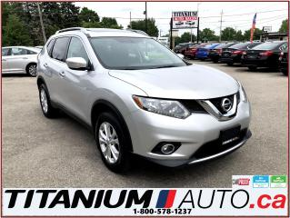 Used 2014 Nissan Rogue SV+AWD+Camera+Pano Roof+Heated Seats+Fog Lights+XM for sale in London, ON