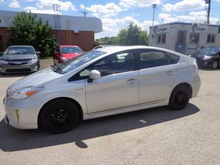 Used 2013 Toyota Prius Certified for sale in Kitchener, ON