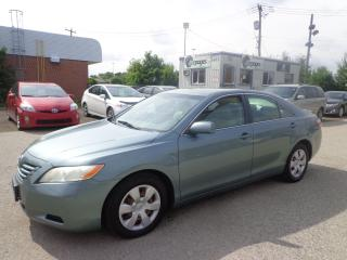 Used 2007 Toyota Camry CERTIFIED for sale in Kitchener, ON