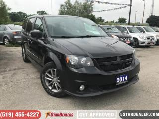 Used 2014 Dodge Grand Caravan R/T | NAV | LEATHER | CAM | DVD for sale in London, ON