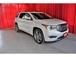 Used 2018 GMC Acadia Denali | Awd | Nav | Sunroof | Dvd's for sale in Listowel, ON