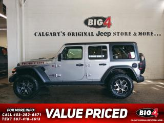 Used 2018 Jeep Wrangler Unlimited Rubicon 4WD for sale in Calgary, AB