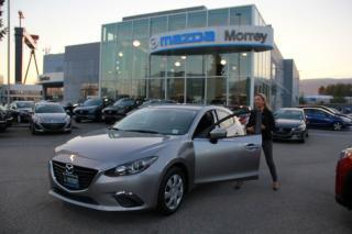 Used 2014 Mazda MAZDA3 Sport GX-SKY 6sp for sale in North Vancouver, BC