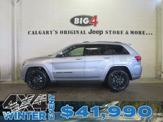 New 2018 Jeep Grand Cherokee Altitude for sale in Calgary, AB