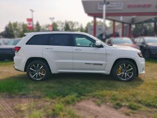 New 2018 Jeep Grand Cherokee Trackhawk for sale in Calgary, AB