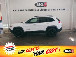 Used 2019 Jeep Cherokee Trailhawk for sale in Calgary, AB