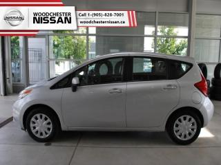 Used 2014 Nissan Versa Note SV  - Bluetooth -  Power Windows - $65.54 B/W for sale in Mississauga, ON