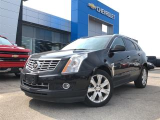 Used 2015 Cadillac SRX Premium for sale in Barrie, ON