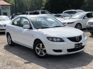 Used 2006 Mazda MAZDA3 GS Auto Power Group A/C Cruise for sale in Newmarket, ON
