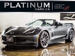 Used 2017 Chevrolet Corvette Grand SPORT, 3LT PKG, NAVI, Heads UP DISP, CAM for sale in Toronto, ON