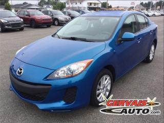 Used 2013 Mazda MAZDA3 Gs-Sky Skyactiv A/c for sale in Saint-georges-de-champlain, QC