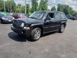 Used 2008 Jeep Patriot  Sport 4x4 144k safetied Sport for sale in Madoc, ON