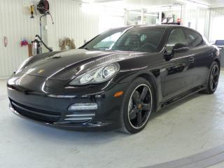 Used 2012 Porsche Panamera TOIT + BOSE ***GARANTIE PORSCHE*** for sale in Rivière-Du-Loup, QC