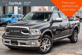 New 2018 RAM 1500 New Car Limited 4x4|Diesel|Crew w/6.3ft.Box|Alpine Audio|Heat Seats|Nav|20